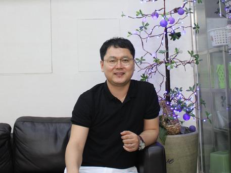 '이즈원수중운동연구소' 창업자 이제욱 소장